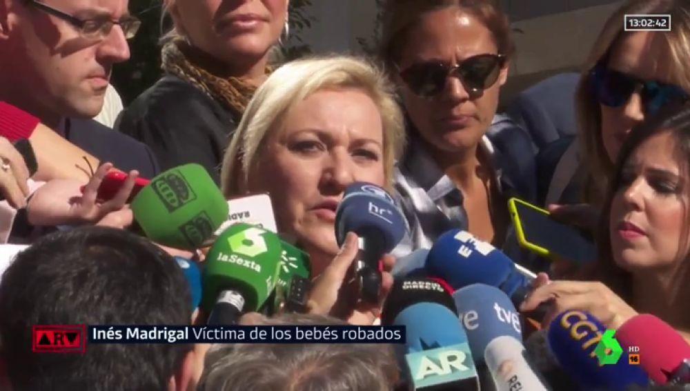 La reacción de Inés Madrigal tras la sentencia al doctor Vela
