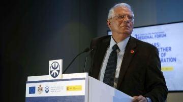El ministro de Asuntos Exteriores de España, Josep Borrell