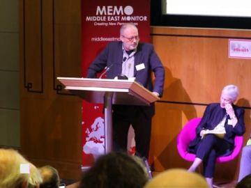El crítico periodista saudí Jamal Khashoggi