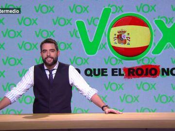 """Dani Mateo analiza el repertorio musical de VOX: """"Manolo Escobar te sirve para luchar contra las hordas antiespañolas y para bailar un pasodoble con tu tía"""""""