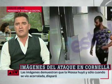 Carlos Quílez, en Al Rojo Vivo