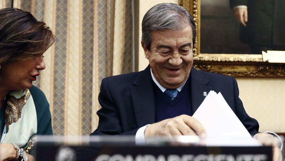 El exsecretario general del PP Francisco Álvarez Cascos