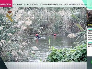 Solía dar paseos en bici por la zona, pero la última vez no regresó a casa: hallan el cadáver de una zona en el estanque de Almenara