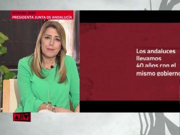 Susana Díaz y la campaña de Ciudadanos