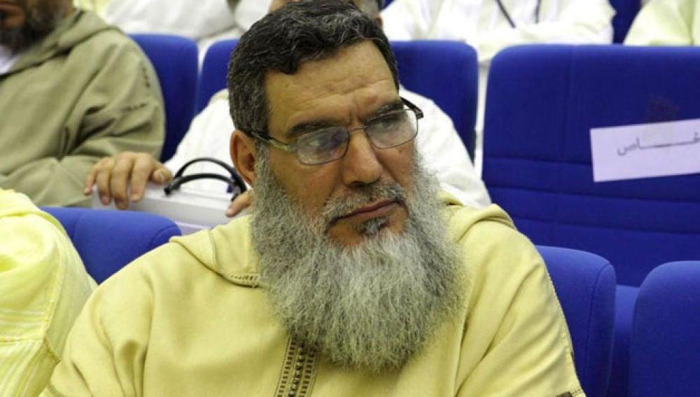 El jeque Mohamed Fizazi