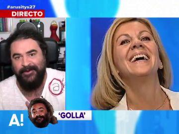 El Sevilla valora el papel de María Dolores de Cospedal en la promoción de Salvados