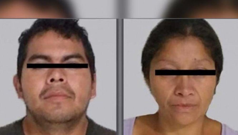 La pareja detenida ha confesado al menos 10 feminicidios