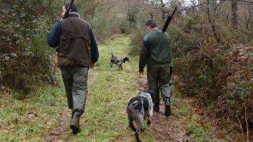 Imagen de archivo de cazadores