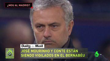 En Inglaterra especulan con la vuelta de Mourinho al Real Madrid