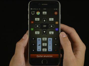 Cómo utilizar el móvil como mando a distancia de televisión