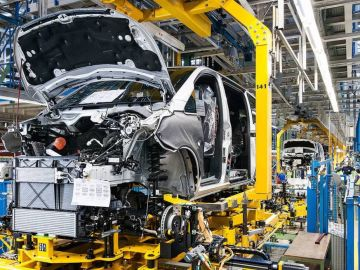 Paros fábrica Mercedes Vitoria diésel
