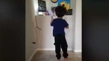 Un niño le dedica una canción de Coco a su hermana fallecida