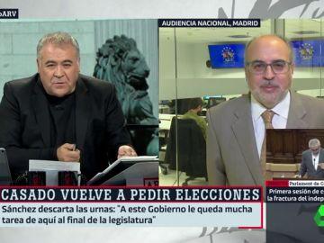 Antonio García Ferreras y Enric Juliana