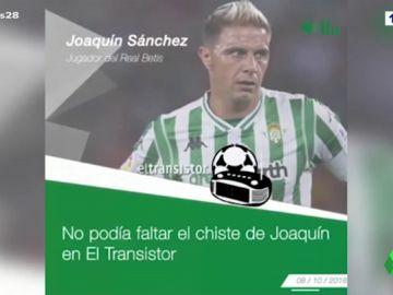 El desternillante duelo de chistes entre Joaquín y José Ramón de la Morena