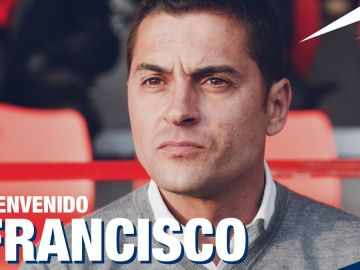 Francisco Rodríguez, nuevo entrenador del Huesca