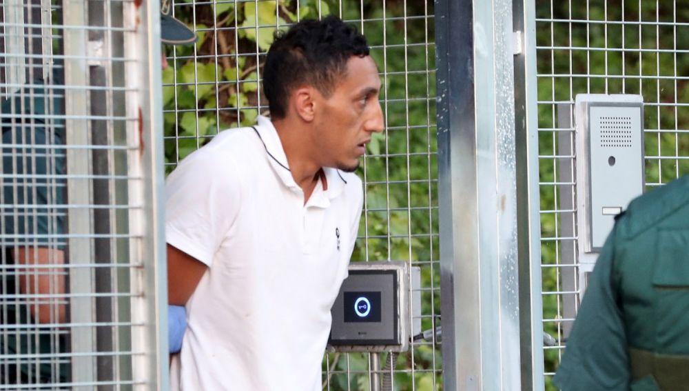 Driss Oukabir, uno de los detenidos por su participación en los atentados de Barcelona y Cambrils