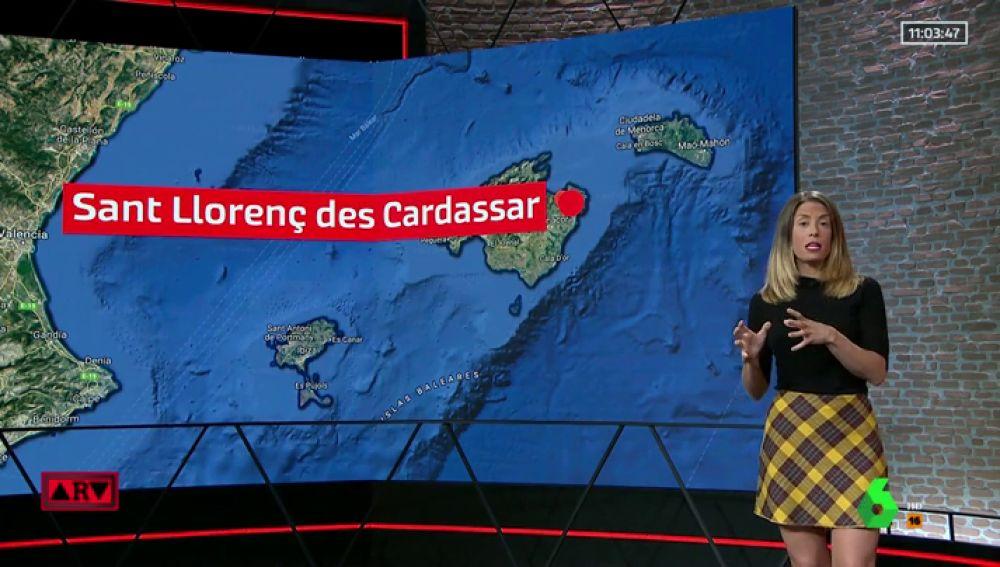 Isabel Zubiaurre explica en ARC los motivos que han llevado a la brutal tromba de agua sobre Mallorca