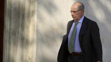 El exdirigente del PP y exvicepresidente del Gobierno, Rodrigo Rato