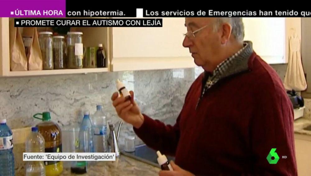 Josep Pàmies en Equipo de Investigación