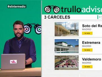 """'Trulloadvisor' ayuda a Rodrigo Rato a """"encontrar la mejor cárcel posible"""": """"Soto del Real tiene hasta 'networking' en el patio de la cárcel"""""""