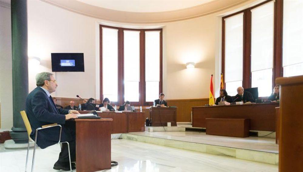 El expresidente de CatalunyaCaixa Narcís Serra