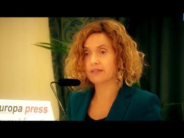 Ana Pastor entrevista en El Objetivo a la ministra Meritxell Batet este domingo en laSexta