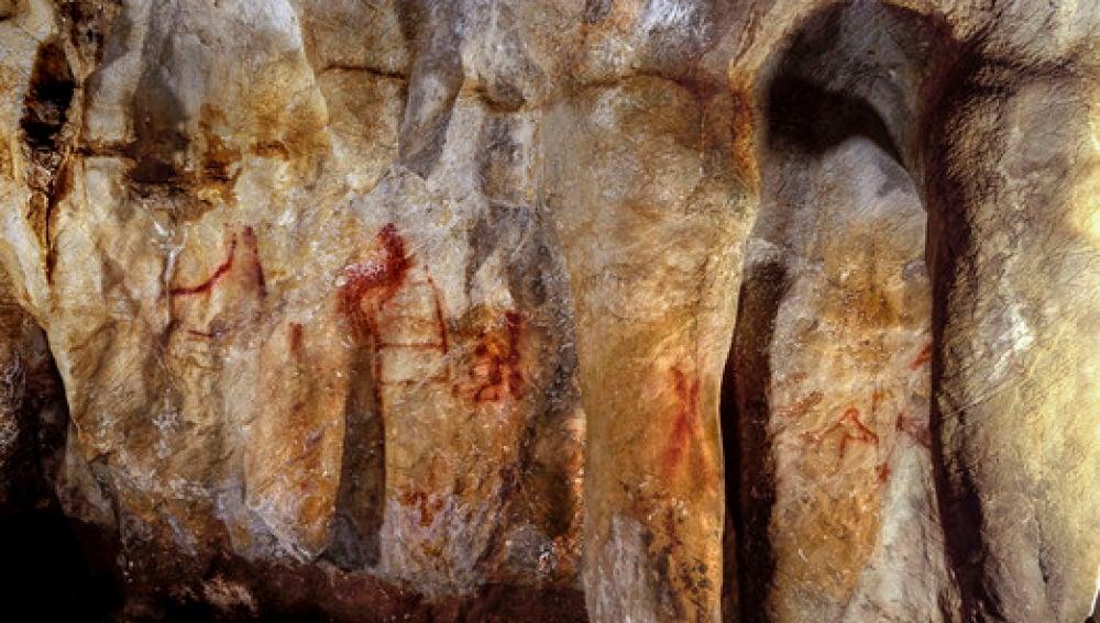 De neandertales y sapiens se aviva el debate sobre el origen del arte rupestre