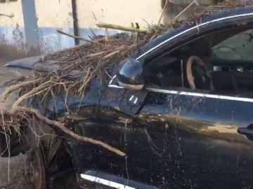 Los efectos de las inundaciones en Mallorca