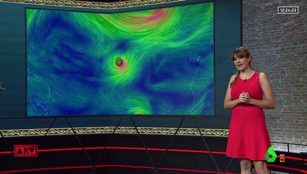 Preocupación por el huracán Leslie