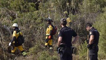 Continúa la búsqueda del niño desaparecido tras las inundaciones de hace dos días en Sant Llorenç des Cardesar