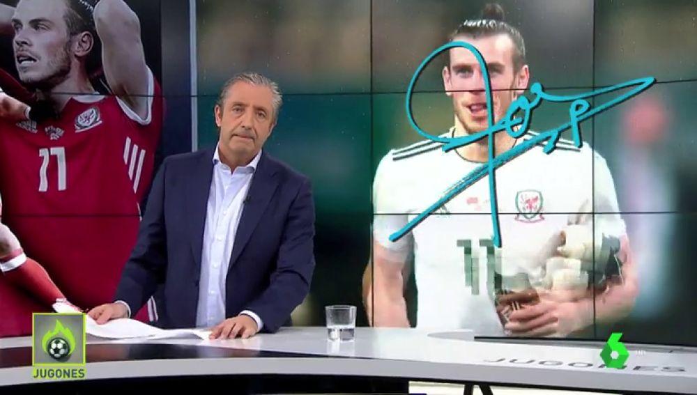 """Josep Pedrerol: """"Bale juega en el Madrid, pero su cabeza no"""""""