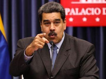 Imagen de archivo de Nicolás Maduro