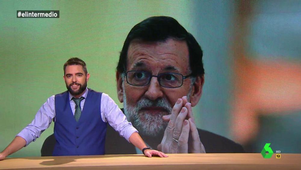 """Dani Mateo analiza las declaraciones de Rajoy a favor de los banqueros: """"Es el Robin Hood de Aliexpress, el sustituto de Monopoly"""""""