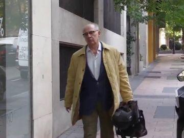 Primera imagen de Rodrigo Rato tras ser condenado por el caso de 'las tarjetas black'