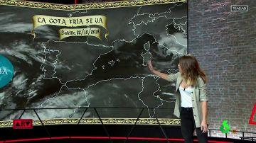 La gota fría abandona España