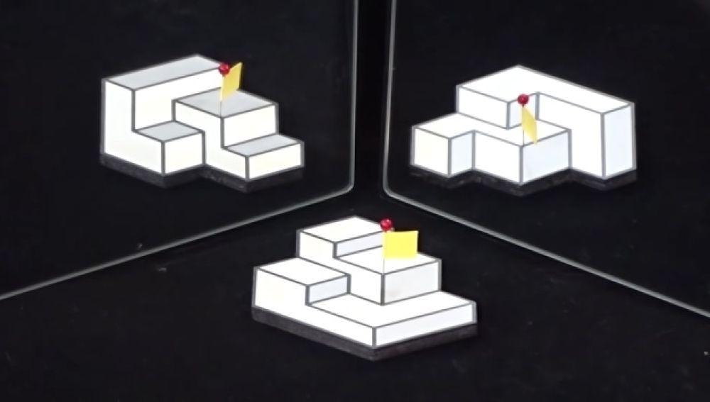 La ilusión óptica ganadora del concurso