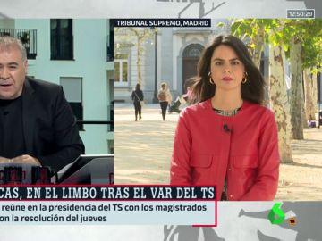 Antonio García Ferreras y Ángela Martialay