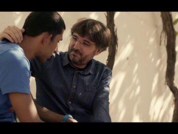 """El relato de Stefan que enmudece a Jordi Évole: """"Quiero volar"""""""