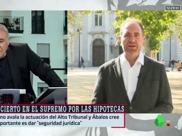 Antonio García Ferreras y Ènric Hernández