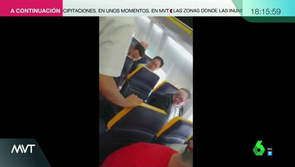 Incidente racista en Ryanair