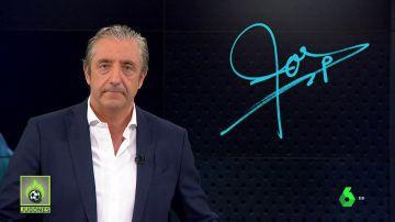 "Josep Pedrerol: ""Si echan a Lopetegui nos tienen que echar a todos. Buena reflexión de Isco. Por algo se empieza"""