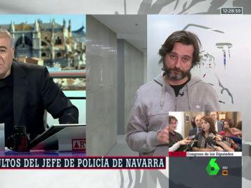 Antonio García Ferreras y Rafael Mayoral