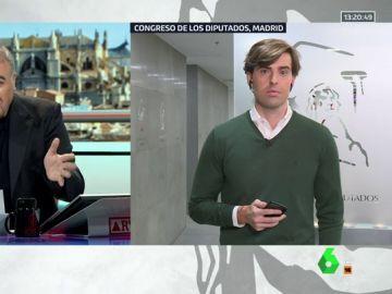 Antonio García Ferreras y Pablo Montesinos