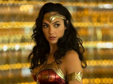 Gal Gadot en 'Wonder Woman 1984'