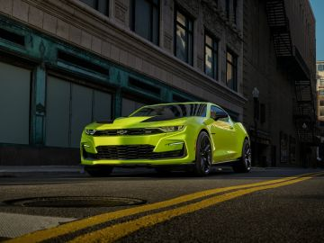 SEMA Chevrolet Camaro Shock