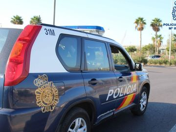 Imagen de archivo de un coche de la Policía Nacional