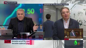Antonio García Ferreras y Carlos Segovia
