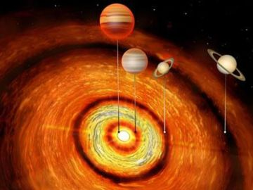 Dos Júpiter y dos Saturno para una sola estrella: así es el sistema solar que desafía las teorías de la formación planetaria