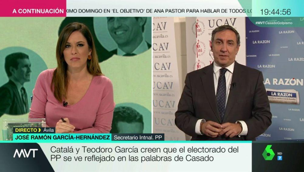 """Joserra suscribe las palabras de Casado: """"Si Sánchez no quiere a los independentistas como compañeros de viaje, que convoque elecciones"""""""