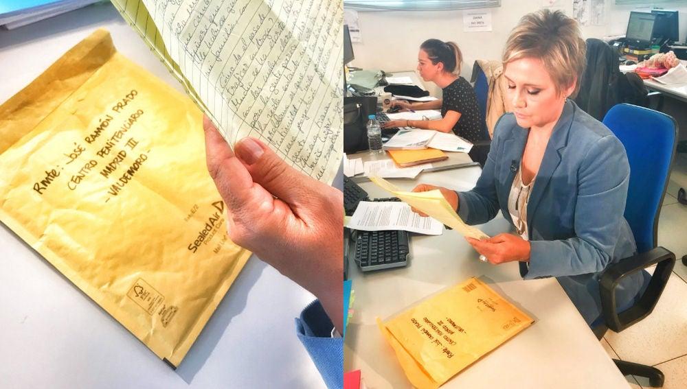 La carta de Sito Miñanco a Equipo de Investigación
